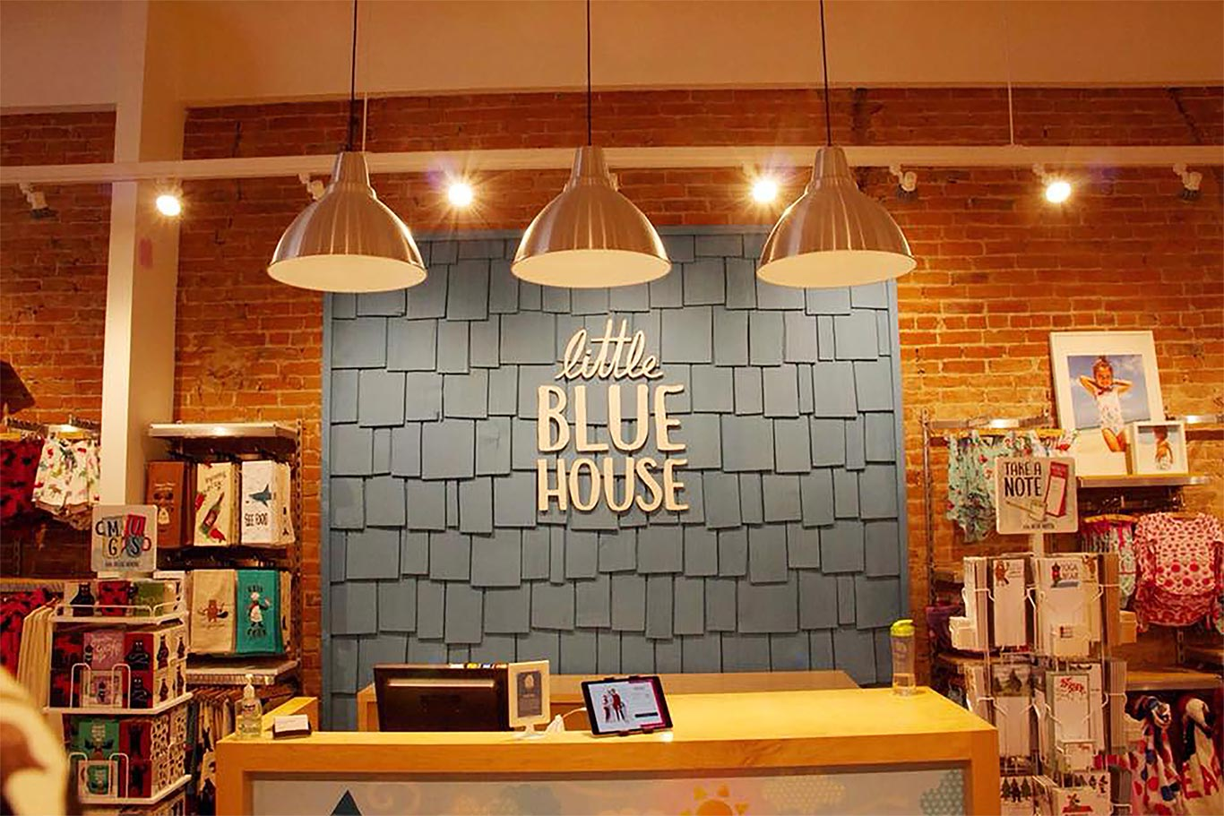SOL Sustainable Our Work Commercial Little Blue House